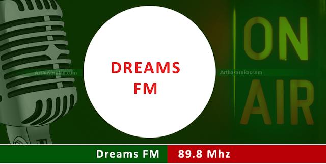 Dreams FM 89.8 Mhz