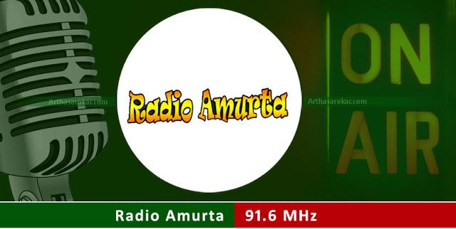 Radio Amurta 91.6 MHz