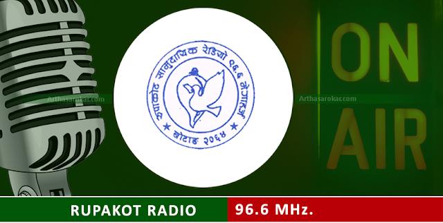 Rupakot Samudayik Radio 96.6Mhz