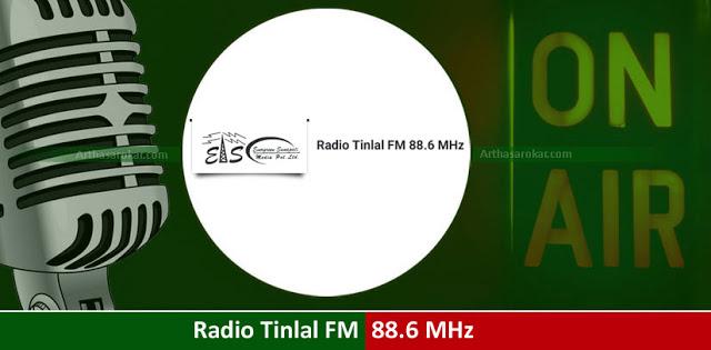 Radio Tinlal FM 88.6 MHz